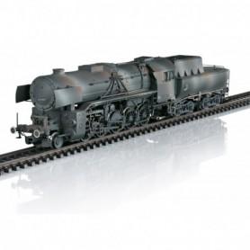 Märklin 39047 Ånglok med tender klass 42 typ DR