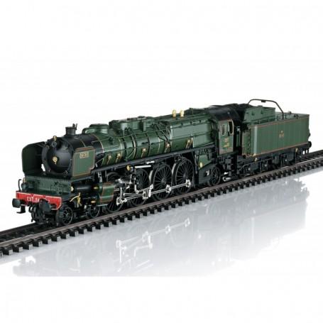 Märklin 39243 Ånglok med tender klass 13 EST typ SNCF ' Simplon Orient Express'