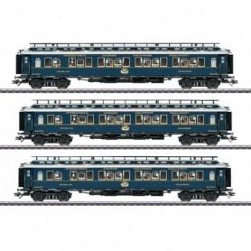Märklin 42791 Personvagnsset typ CIWL 'Simplon Orient Express' Set 2