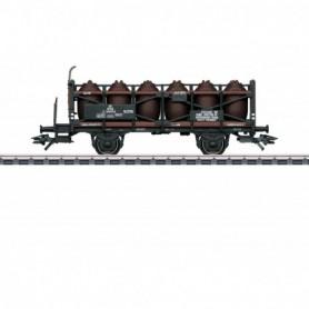 Märklin 46393 Syragodsvagn med bromsplattform typ DSB
