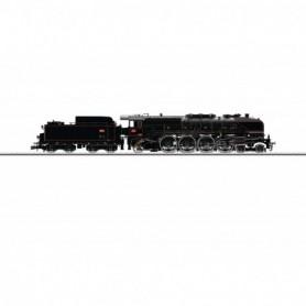 Märklin 55082 Ånglok med tender klass 241-A typ SNCF