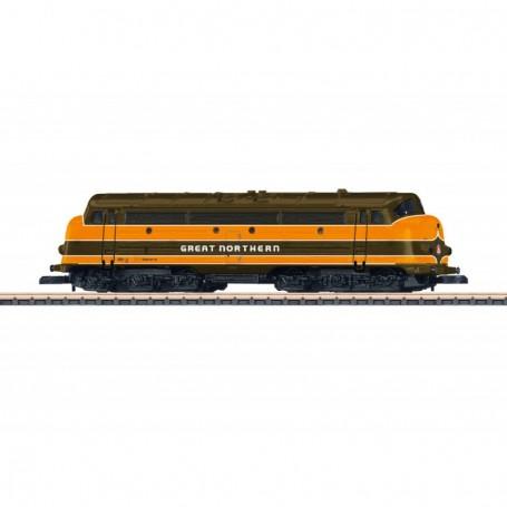 "Märklin 88636 Diesellok klass TMY 1100 ""Great Northern"" / Tågab"