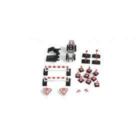 Herpa 052412 Fire brigade accessories III