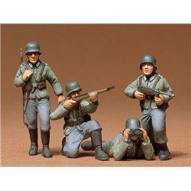 Tamiya 35002 Figurer German Army Infantry