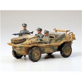 Tamiya 35003 German Schwimmwagen Kfz.1/20 K2s