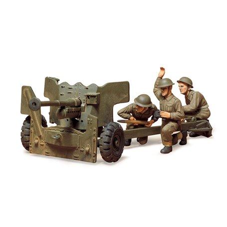 TAMIYA_35005 British 6-Pounder Anti-Tank Gun