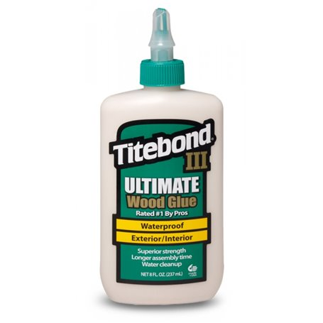 Titebond 1413 Titebond III Ultimate Wood Glue 237ml