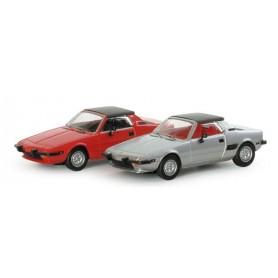 Herpa 033527 Fiat X 1/9, metallic
