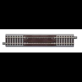 Roco 42609 Påspårningsräls för Roco-Line med eller utan banvall, byggsats