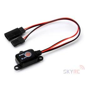 SkyRC SK600054 Power Switch Elektronisk strömbrytare 10A