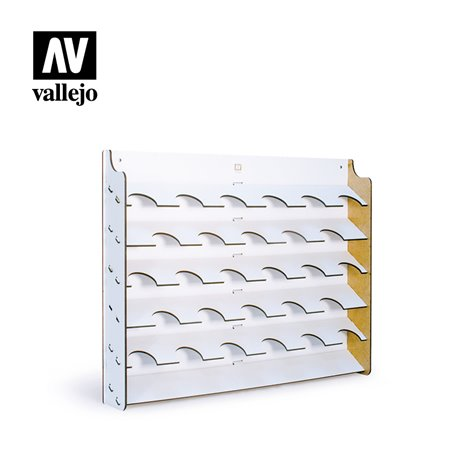 Vallejo 26009 Wall Mounted Paint Display 35/60 ml