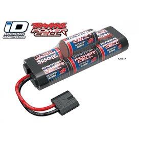 Traxxas 2951X NiMH Batteri 8,4V 4200mAh Series 4 Hump iD-kontakt
