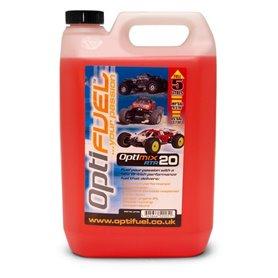 Optifuel OP1006 Optimix RTR Bränsle 20% Nitrometan, 5 liter