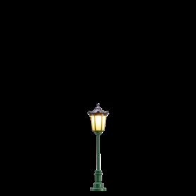 "Brawa 83021 Gaslykta ""Baden-Baden"", 35 mm, 1 st, LED"
