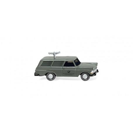 Wiking 07148 Opel Rekord CaraVan 1960 'Telecom Service'