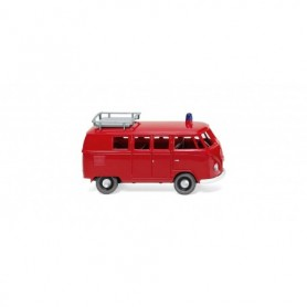 Wiking 78812 Fire brigade - VW T1 (type 2) bus