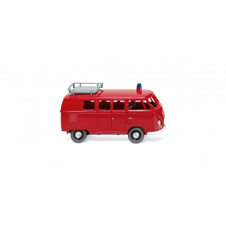 Wiking 78812 Fire brigade - VW T1 (type 2) bus
