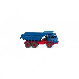 Wiking 67049 Tipping trailer (Henschel HS 3-180) 'Bruns'
