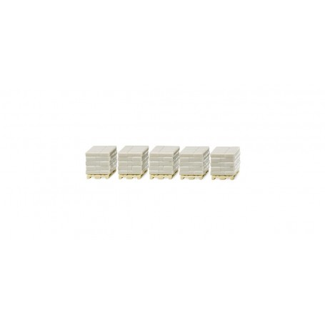 Wiking 01822 Accessory pack Construction materials II