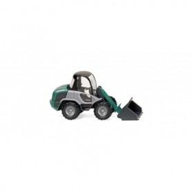 Wiking 65305 Wheel loader (Kramer) green