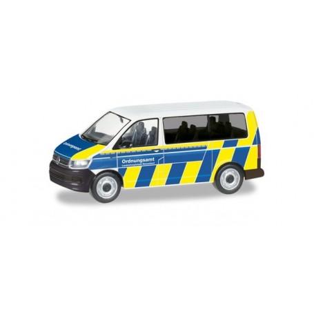 Herpa 094764 VW T6 Bus 'Ordnungsamt Düsseldorf'