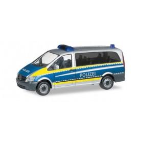 Herpa 094726 Mercedes-Benz Vito ?Polizei Saarland?