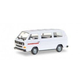 Herpa 094658 VW T3 Bus 'Interflug'