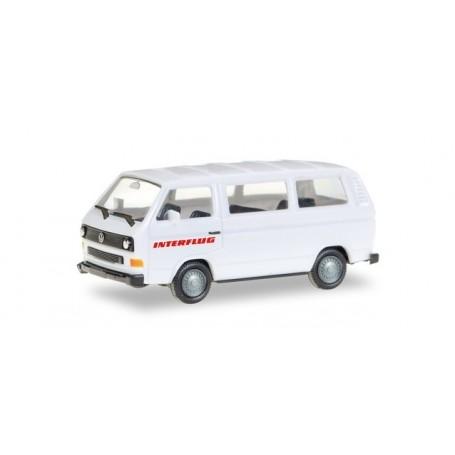 Herpa 094658 VW T3 Bus 'Interflug'