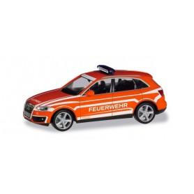 Herpa 094696 Audi Q5 Kommandowagen ?Feuerwehr Lindau?