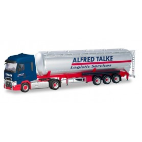 Herpa 310611 bulk semitrailer ?Alfred Talke? (Nordrhein-Westfalen | Hürth)