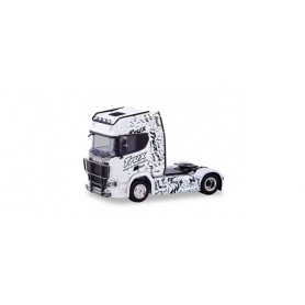 Herpa 310734 Dragbil Scania CR 20 'Trux'