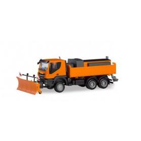 Herpa 310727 Iveco Trakker 6x6 winter service
