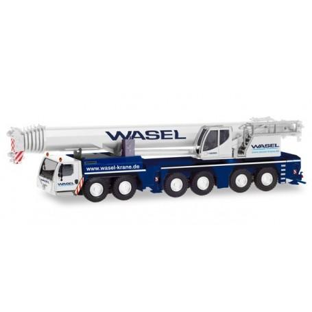 Herpa 310697 Liebherr LTM 1300-6.2 mobile crane ?Wasel?