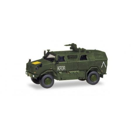 Herpa 746595 ATF Dingo 2 'Bundesheer | KFOR'