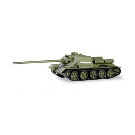 Herpa 746601 Tanks Jagdpanzer SU 100 'Sowjetunion 1945'