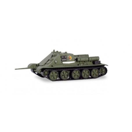 Herpa 746618 Tanks Panzer BREM SU 85 'NVA'