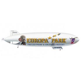 Herpa Wings 533461 Flygplan Zeppelin Reederei Zeppelin NT 'Europa-Park'