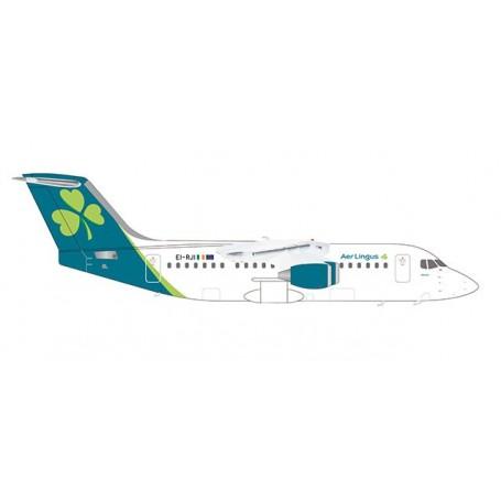 Herpa Wings 559928 Flygplan Aer Lingus Avro RJ85 'St.Modwena Moninne'