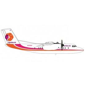 Herpa 559973 Flygplan Hawaiian Airlines De Havilland Canada DHC-7
