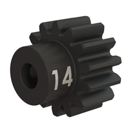 Traxxas 3944X Motordrev (Pinion) Härdat Stål 14T 32P