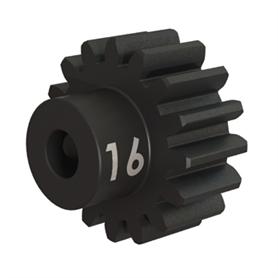 Traxxas 3946X Motordrev (Pinion) Härdat Stål 16T 32P