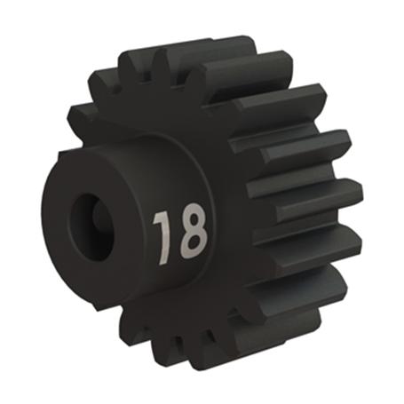 Traxxas 3948X Motordrev (Pinion) Härdat Stål 18T 32P