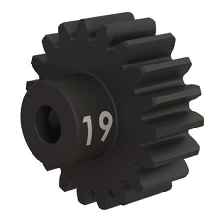 Traxxas 3949X Motordrev (Pinion) Härdat Stål 19T 32P