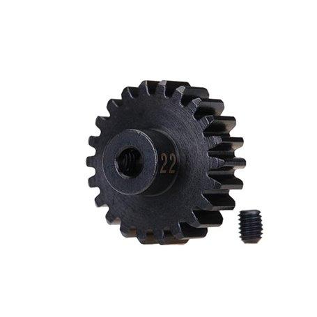 Traxxas 3952X Motordrev (Pinion) Härdat Stål 22T 32P