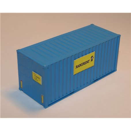 "AHM AH-769 Container 20-fots ""Ramirent"""
