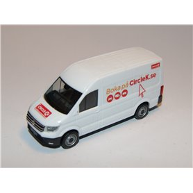"AHM AH-772 VW Crafter box high roof, white ""Circle K"""