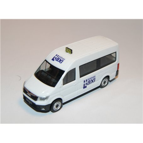 "AHM AH-783 MAN TGE Buss ""Sverige Taxi"""