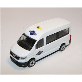 "AHM AH-784 MAN TGE Buss ""Sverige Taxi"""