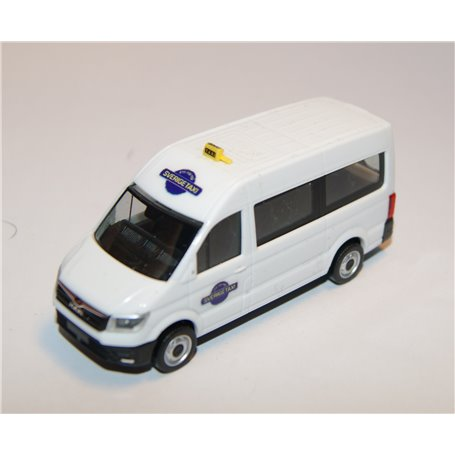 "AH Modell AH-784 MAN TGE Buss ""Sverige Taxi"""
