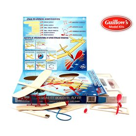 Guillows 141 Airplane Design Studio Activity Set